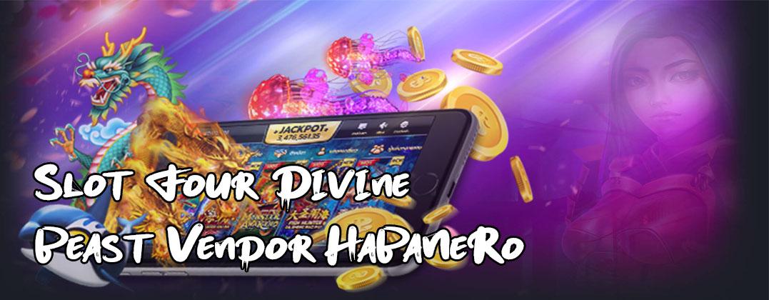 Slot Four Divine Beast Vendor HaBaNeRo